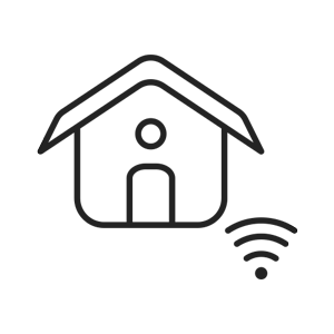 home wifi automation symbol