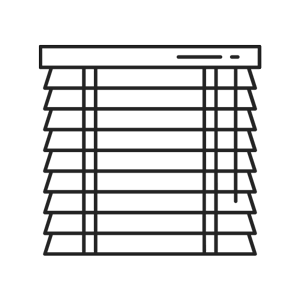 motorized blinds automation symbol