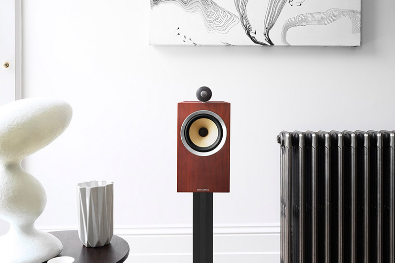 A Stereo Planet two-channel sound system