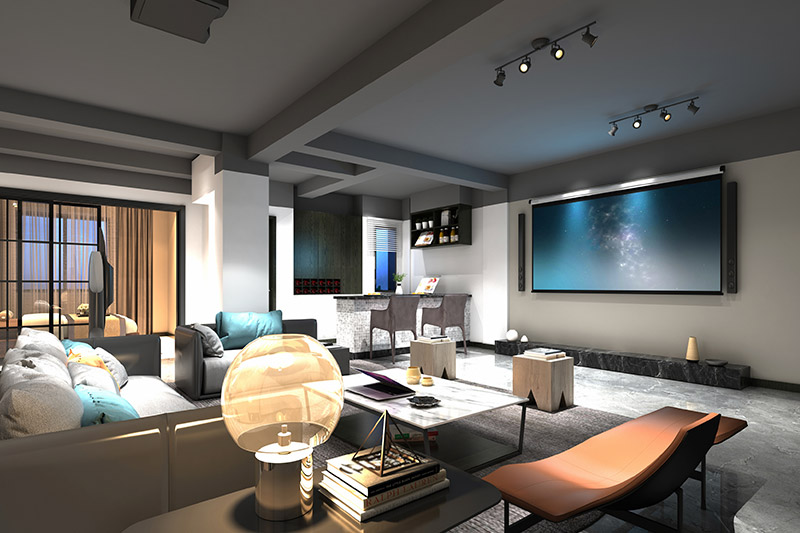 3 Crucial Components of a Professional Home Audio Video System