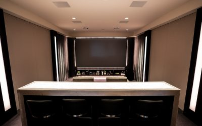 3 Jaw-Dropping Home Theater Systems You'll Want For Your Next Movie Marathon