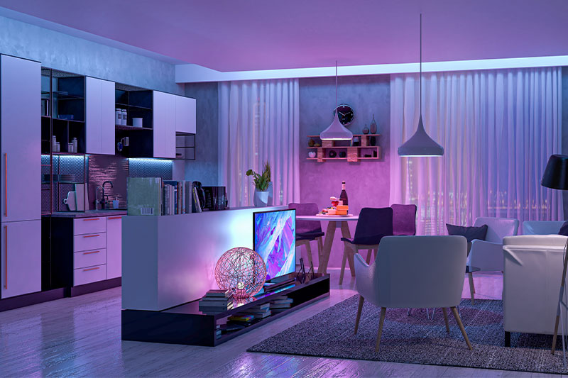 These Automated Lighting Trends are Changing the Smart Home Game